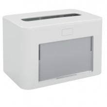 Dispenser personalizzabile bianco per Tovaglioli interfogliati Papernet