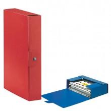 Scatola progetto C26 25x35cm dorso 6 rosso ESSELTE (conf. 5 )