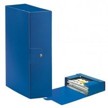 Scatola Progetto C30 25X35Cm Dorso 10 Blu Esselte (conf.5)
