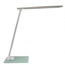 Lampada da tavolo Popy Led 6W alluminio/vetro Unilux