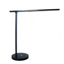 Lampada da tavolo Diva Led 8,2W nero Unilux