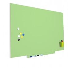 Lavagne magnetiche modulare 75x115cm verde Rocada by Cep