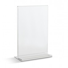 Display con base a T A6 - 10,5x15cm Lebez (conf.6)