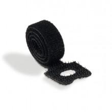 5 Fascette fermacavi 20x1cm colore nero Durable