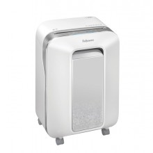 Distruggidocumenti a microframmenti LX-201 bianco Fellowes