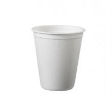 50 Bicchieri 240ml BIO in polpa di cellulosa Leone