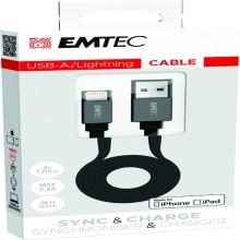 Emtec Cavo USB-A to Lightning T700