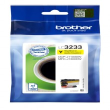 Cartuccia Giallo Brother Per Dcpj1100Dw Mfcj1300Dw 1.500 Pag