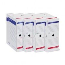 Scatola Archivio Memory X80 25X35Cm Dorso 8Cm Sei Rota (conf.10)