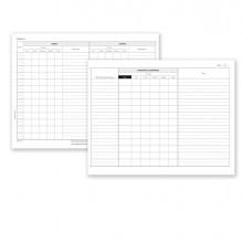 Registro carico/scarico suini 23pag. num. 31x24,5cm DU138311000 DU (Conf. 2)