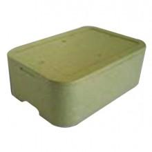 Cassa termica per il trasporto alimenti 59,4x41,5cm H18,5cm
