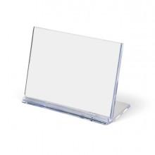 Portanome pieghevole da tavolo 10x6,5cm art.50979 Lebez (Conf.24)