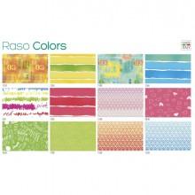 Scatola 100fg carta regalo Raso Colors 70X100cm SADOCH