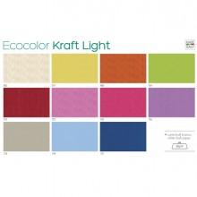 Scatola 100fg carta regalo Kraft Light 70X100cm SADOCH