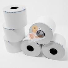 Rotolo bilancia in carta termica adesiva BPA free 62,5mm x 38mt foro 25mm (conf.4)