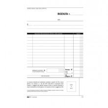 Blocco Ricevute Sanitarie 50/50 Fogli Autoric. 23X15 E5275Cn