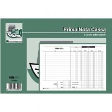 Blocco Prima Nota Cassa 50/50 Fogli Autoric. 14,8X23 E5349A