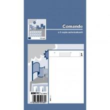 Blocco Comande 25/25/25 Fogli Autoric. 17X9,9 E5916 (conf.20)