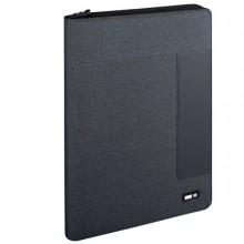 Portablocco bicolore A4 grigio scuro Niji