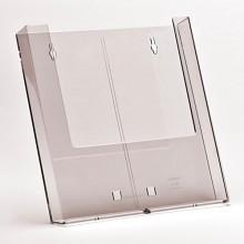 Porta Depliant A4 Da Parete Trasparente W230