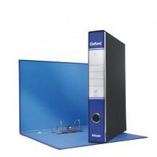 Registratore OXFORD G84 blu dorso 5cm f.to protocollo ESSELTE (conf. 8 )