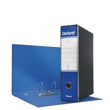 Registratore OXFORD G85 blu dorso 8cm f.to protocollo ESSELTE (conf. 6 )