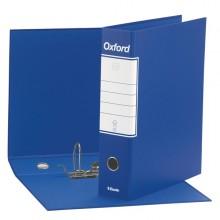 Registratore Oxford G83 Blu Dorso 8Cm F.To Commerciale Esselte (conf.6)