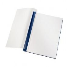 Scatola 10 Copertine Impressbind 14Mm Blu Flessibile