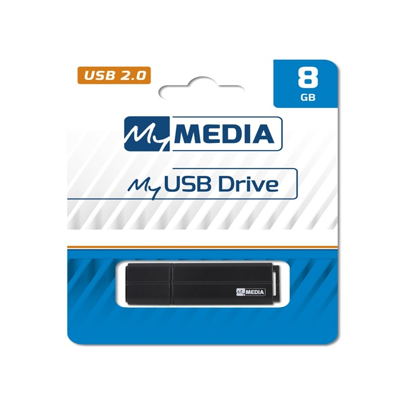 MEMORIA MyUSB Drive 8GB