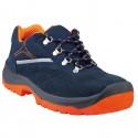 Calzatura di Sicurezza Rimini 4 S1P SRC N°45 blu/arancio