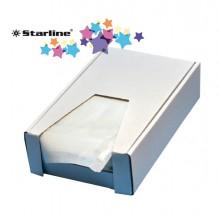 250 Buste adesive portadocumenti DL-228x120mm Eco Starline