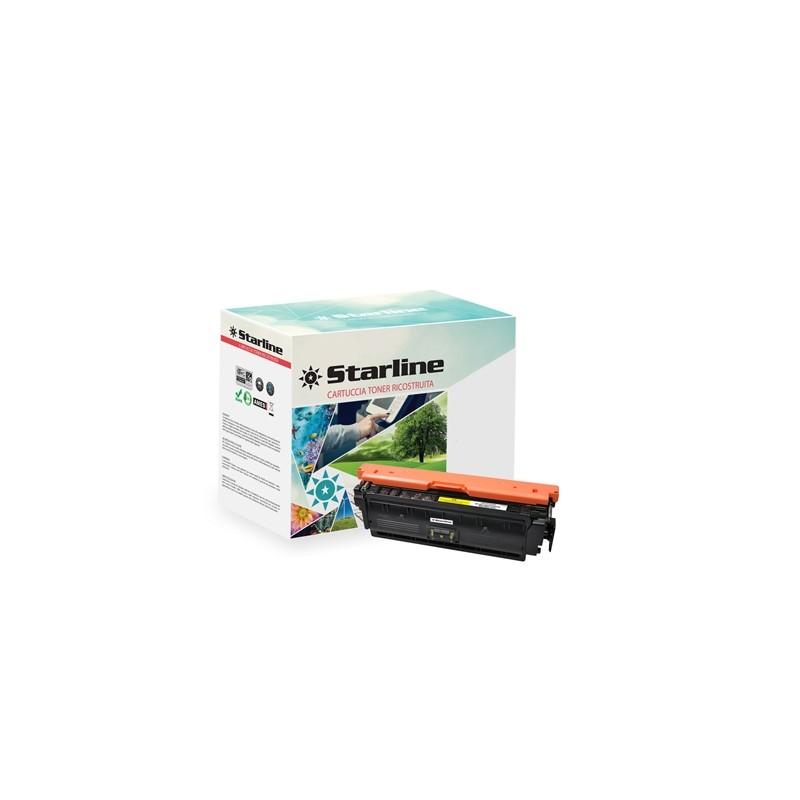 TONER GIALLO RIC PER HP HP Color LaserJet Enterprise M552DN · M553 · M553DN · M5