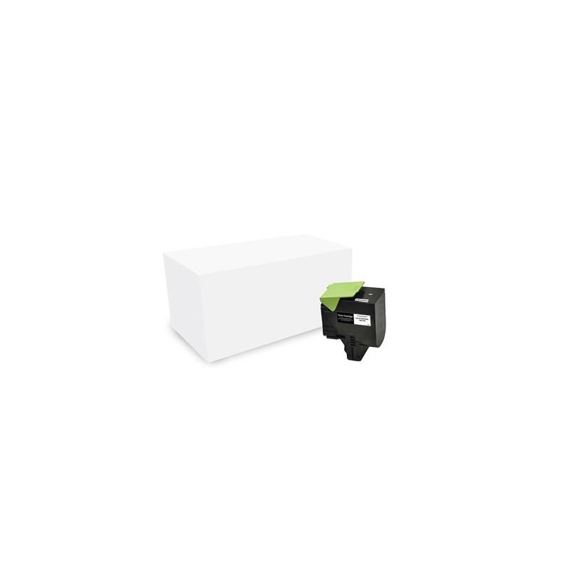 Toner Ric. Nero per Lexmark CS410 pag4000