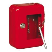 CASSETTA PER CHIAVI D'EMERGENZA 120x160x60mm 4000/1 chiavi diverse Metalplus