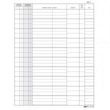 Registro Dichiarazione Esportatori 31X24 100Fg E2798