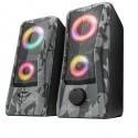 Set altoparlanti 2.0 illuminato RGB GXT606 Trust