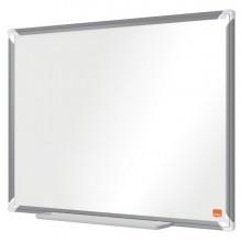 Lavagna bianca magnetica 60x90cm Premium Plus Nobo