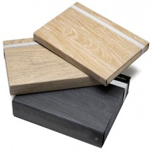 Cartella portaprogetto Colorosa Wood dim. 29x34cm dorso 7cm col. ass. Ri.Plast (Conf.4)