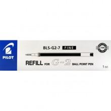 Refill roller sfera inkgel BLS-G2-7 0,7mm nero PILOT (conf. 12 )