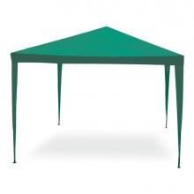 Gazebo 3x3m verde Facile