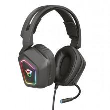 Cuffie gaming RGB suono surround virtuale 7.1 Blizz GXT450 Trust