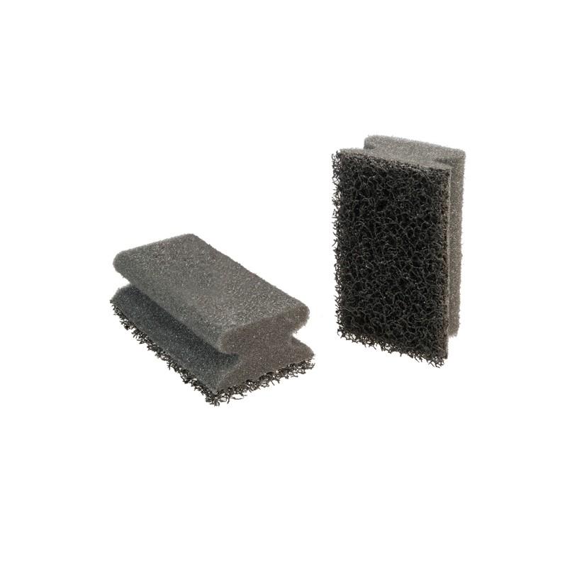 Conf 6 spugne abrasive nero Scotch-Brite® NS 2030