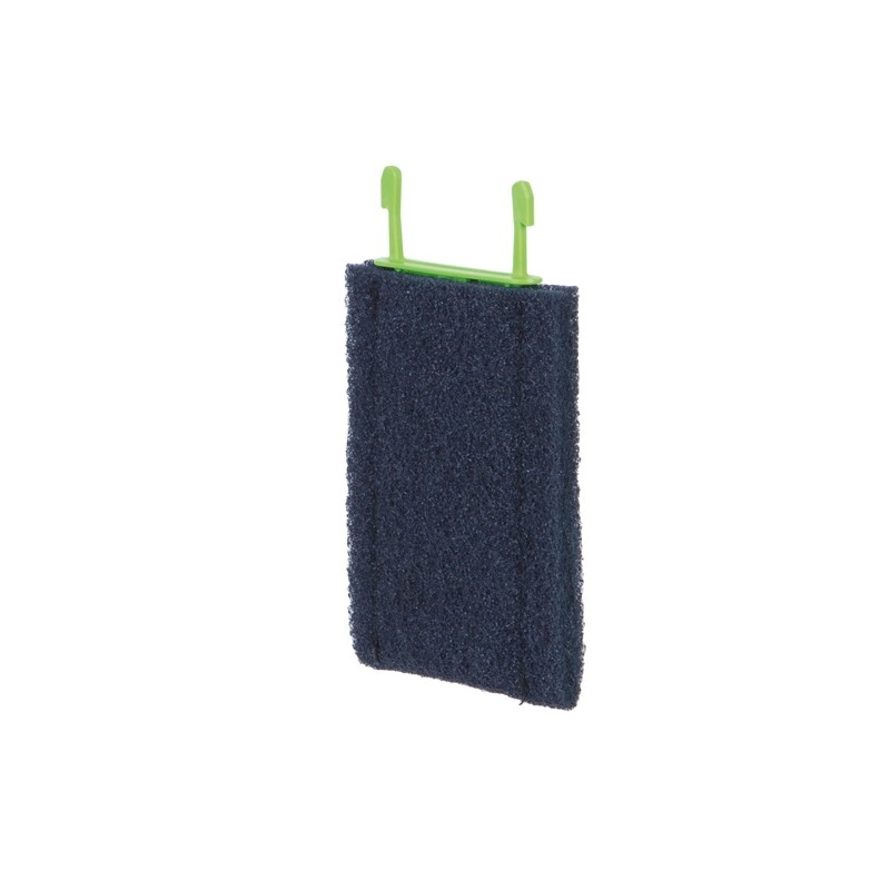 Conf6 Tamponi bassa aggressività Fryerkitchen CleaningTool blu ScotchBrite