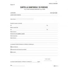 Cartella Sanitaria Di Rischio Per Lavoratori Esposti Ad Agenti Cancerogeni E2434