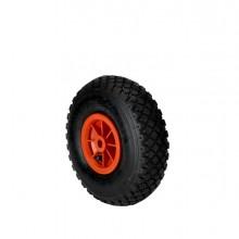 Ruota pneumatica per carrello trasporto universale