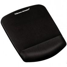 Mousepad con poggiapolsi in FoamFusion Microban PlusTouch nero Fellowes