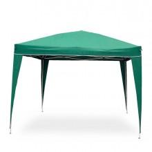 Gazebo 3x3m verde PopUp