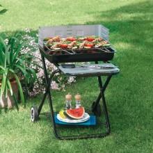 Barbecue Clic Clac pieghevole L80cm