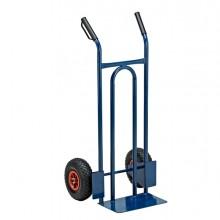 Carrello trasporto universale con ruota pneumatica portata max 200kg