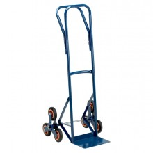 Carrello trasporto per scale con ruota tris portata max 120kg